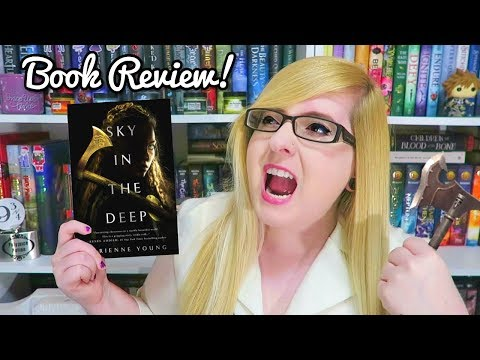 A BOOK ABOUT VIKINGS!? | Sky In The Deep Spoiler Free Review