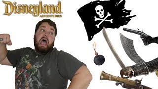Here There be Pirates - Disneyland Adventures Pt. 3