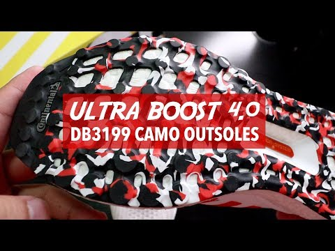 ADIDAS ULTRA BOOST DB3199 (CLOSE-UP UNBOXING )