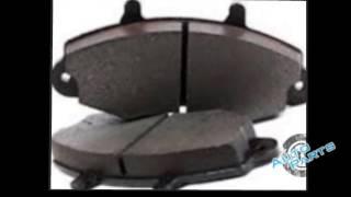 Колодки тормозные передние Ауди А4