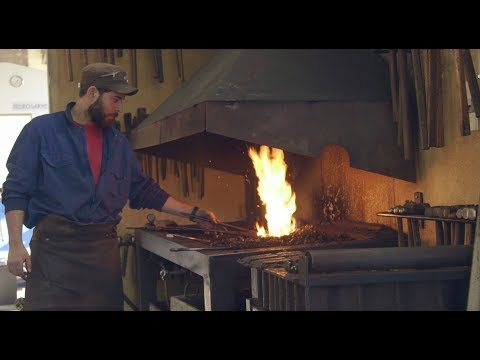 Metalworking, in Gaudí's blood