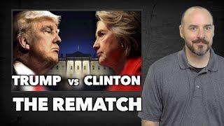 Trump vs Clinton: The Rematch