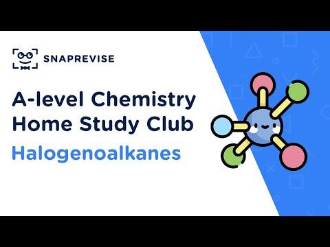 Home Study Club: A-level Chemistry - Halogenoalkanes