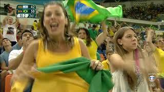 Jogos Olímpicos do Rio 2016 - Argentina 111 x 107 Brasil