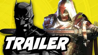 Gotham Azrael Movie Trailer Breakdown and Batman History