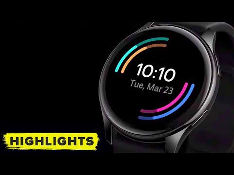 OnePlus Watch! (FULL REVEAL)