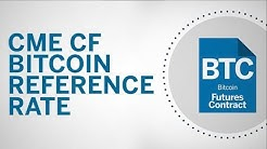 The CME CF Bitcoin Reference Rate