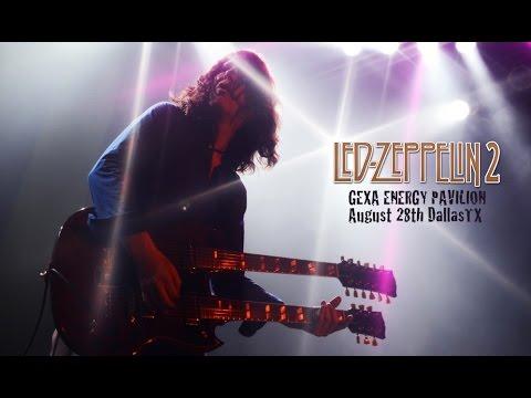 Led Zeppelin 2 Interview W Paul Kamp Live Gexa Energy