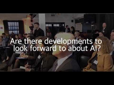 The BrAInstorm: Developments of AI, POLITICO event