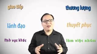 Giới thiệu khóa học Online Khóa học Xác định tính cách của bạn với MBTI - GV Trần Đăng Khoa