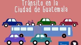 Tránsito en la Ciudad de Guatemala