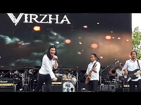 Virzha - Aku lelakimu (Live #ini gue| frontliners festival Bintaro xchange)