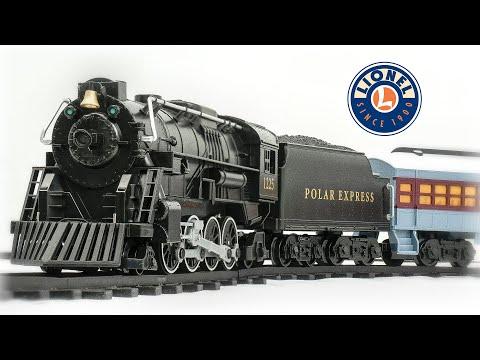 Lionel The Polar Express Train Set Review