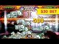 Crazy Money Slot - $30 MAX BET - BIG WIN BONUS!