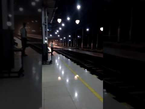 Stasiun Jatibarang Indramayu
