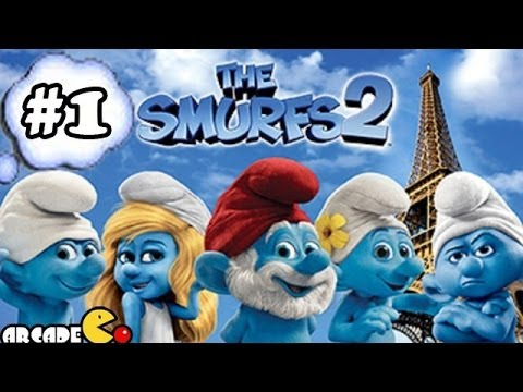 The Smurfs 2: Episode 1 - Enchanted Forest
