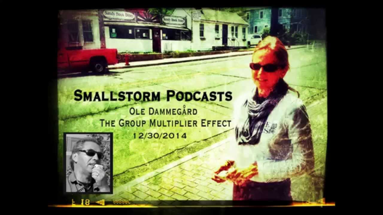 Sofia Smallstorm Interviews Ole Dammegard Part 2