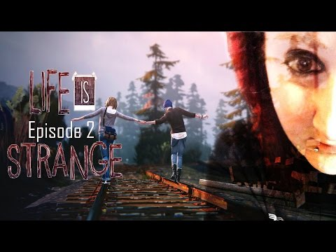 Life Is Strange Episode 2: Out of Time - TRAIN TRACKS OF DEATH