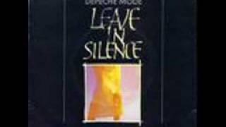 Depeche Mode - Leave In Silence