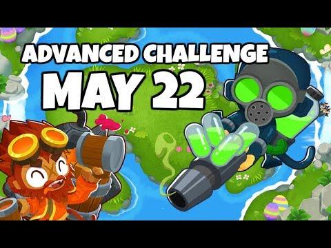 BTD6 Advanced Challenge - Upstream - May 22 2019