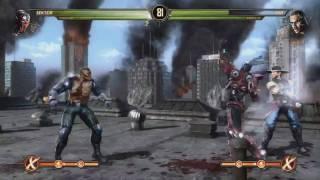 Видео-обзор игры Mortal Kombat (2011)[stopgame.ru]