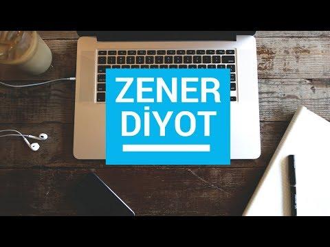 Analog Elektronik Ders 28: Zener Diyot (Zener Diyot Nedir, Nasıl Çalışır, Zener Karakteristiği))