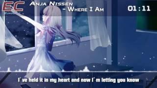 Nightcore Where I Am Eurovision 2017 Denmark Lyrics EuroCore