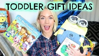 TODDLER GIFT IDEAS WHAT MY 2 YEAR OLD GOT FOR HIS BIRTHDAY EMILY NORRIS