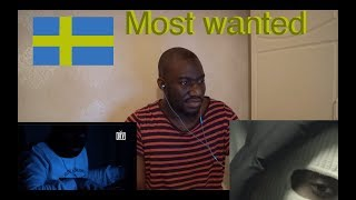 UTV Freestyle Friday - Swedens Most Wanted - 1.Cuz (REACTION)   Swedish Reaction   Music Video