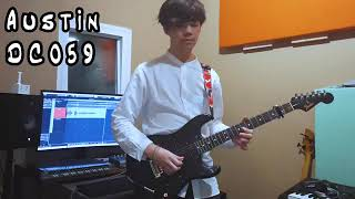 DC059 Austin | Guitar Cover | StarBooster DreamCatcher
