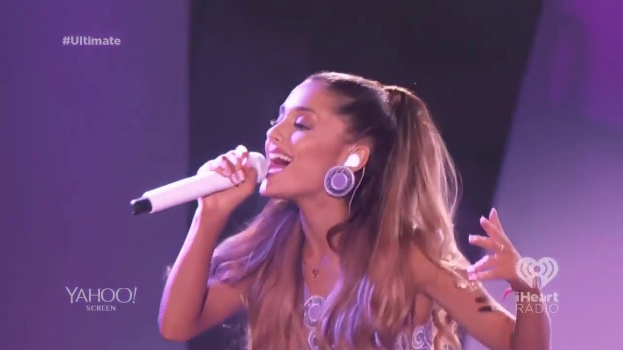 Download Ariana Grande  Right There  ( Live at iHeartRadio Ultimate Pool Party 2014 )