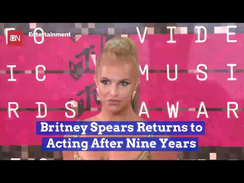 Britney Spears Is Back In Acting With 'Corporate Animals' Mp3