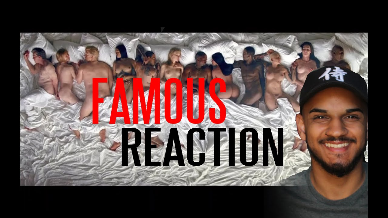 Kanye west famous uncensored