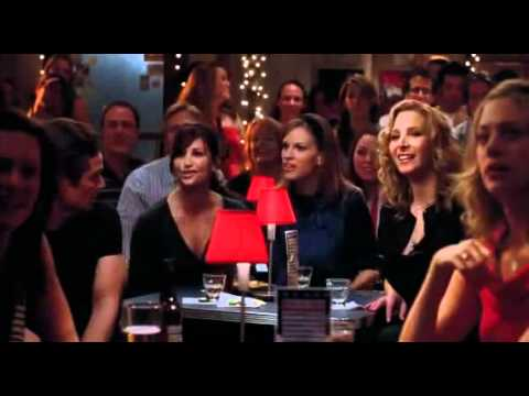 P.S. -  l love You - Karaoke   Hilary Swank.avi