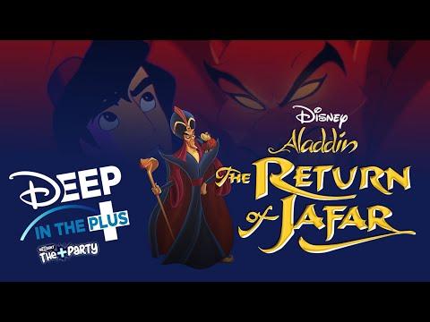Disney+ Review | Aladdin: The Return Of Jafar | Deep In The Plus