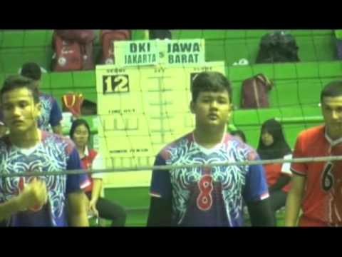Disc 1 FINAL BOLA VOLI DKI JAKARTA & JAWA BARAT