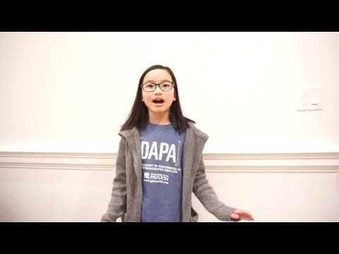 Sophia Santos, 10yo - Once Upon a Time (from Brooklyn the Musical)