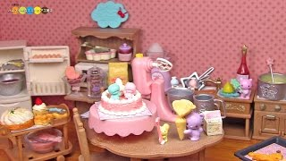 RE-MENT Little Twin Stars Twinkle Sweets Factory リーメント リトルツイスターズ キラキラおかしファクトリー 全8種類