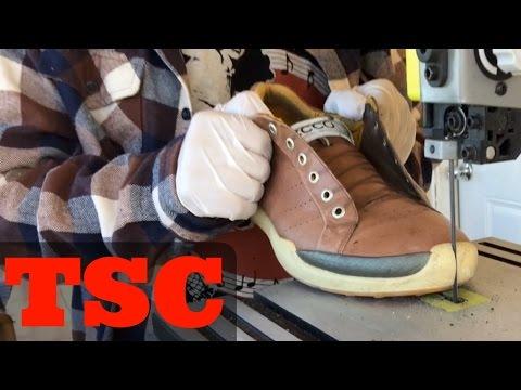 The Sneaker Chop ECCO Biom Hybrid Golf Shoes