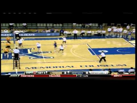 Tennessee Volleyball vs Kentucky Highlights.mov