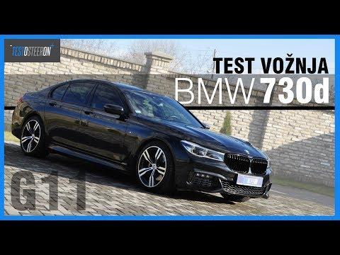 TEST VOŽNJA///BMW 730d G11///Serija 7 ili Merc S klase?