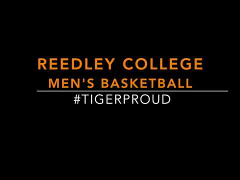 Reedley College Men's Basketball Highlight Film 2016 - 17