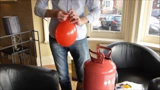 Balloon Time Helium kit review
