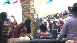 Cumbia en la aldea PAJALTAC SOLOMA en LA FIESTA DE DOÑA LOLEN…