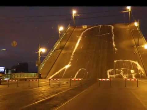 на Литейном мосту нарисовали Фаллос - и он Встал на ФСБ!