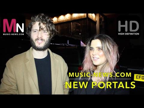 New Portals I Interview I Music-News.com