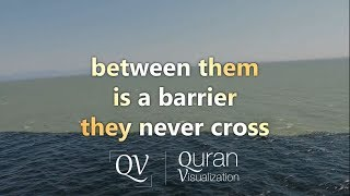 Surah Ar-Rahman | Verse 16-27 | Recited by Raad Muhammad Al Kurdi