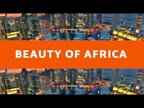 10 Most Beautiful African Cities