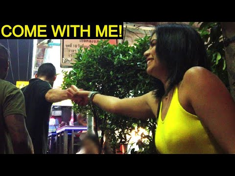 Bangkok Thailand - She said: I love you... Long time 1500 baht! - Vlog 367