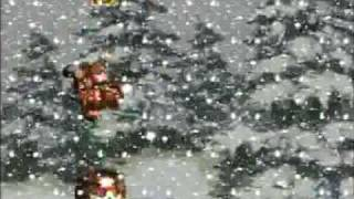Donkey Kong Country - 101% Walkthrough, Part 17 - Snow Barrel Blast